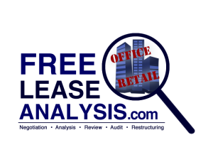 free lease ANALYSIS logo revised office retail